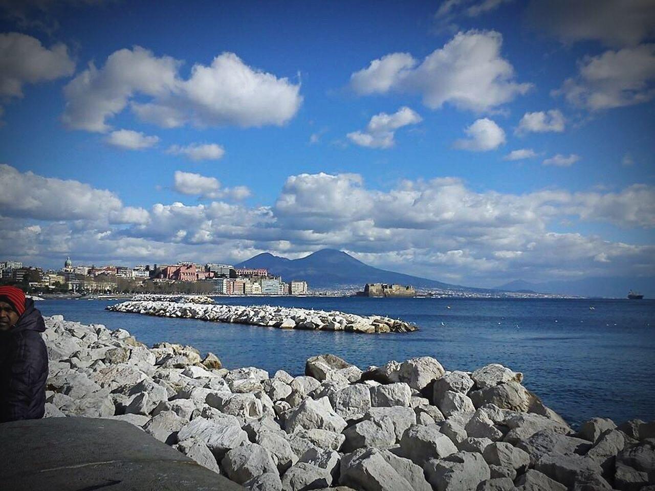 Napolipix Napoli Italy Vesuvio Sea Landscape Outdoors Wonderful View EyeEm Gallery