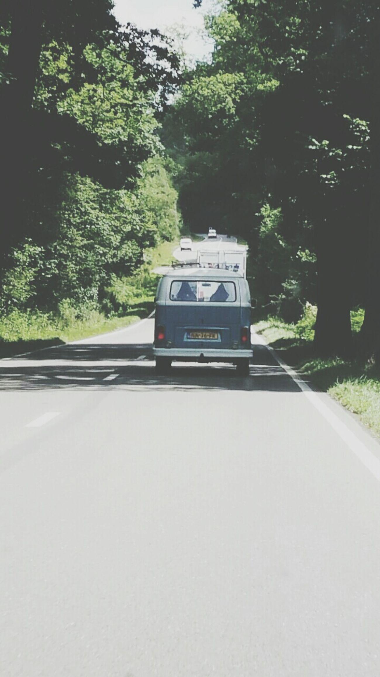Capturing Freedom Relaxing Volkswagentransporter Volkswagen T2B Belgium