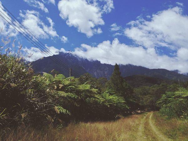 Mountains Nature Scenery Roadtrip
