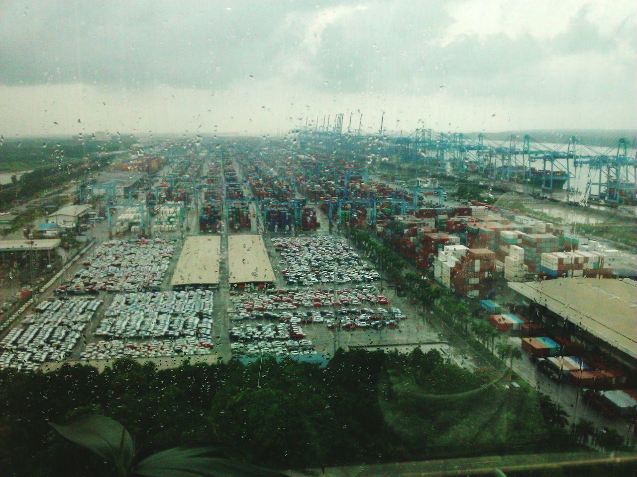 Phoneography Port Klang