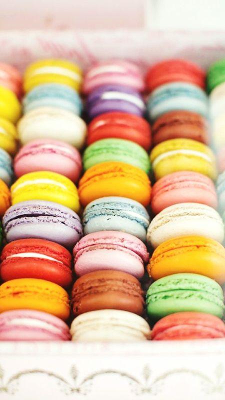 Multi Colored Studio Shot Macaroons Macaroon Lover! Macaroon Macarons Macaroons Lover MacaronsDeParis