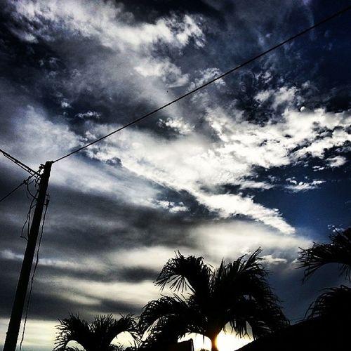 Nice weather make my day owas ;) Tangkak Sky Positive Cheer Happy