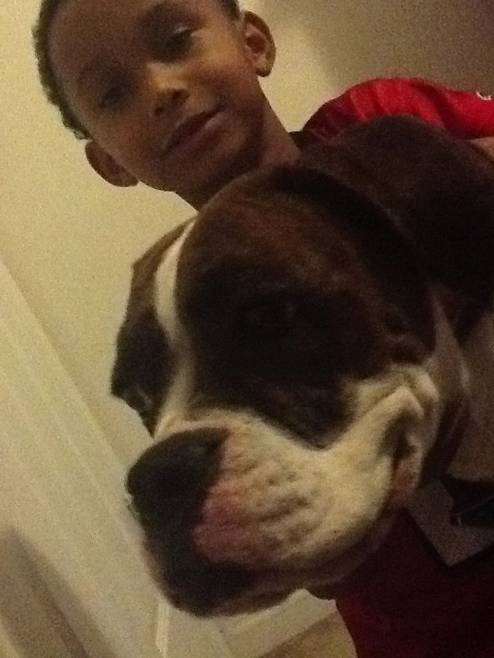 My Brother And My Dog