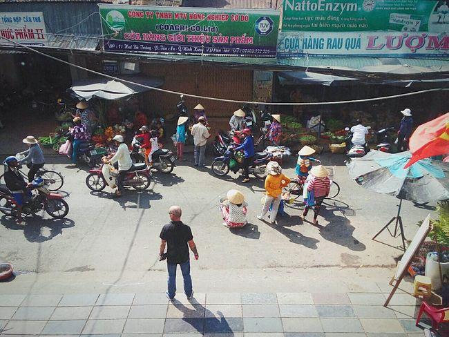 Can Tho street market Canthocity  Street Photography Vietnam Tourism Street Market Marketplace Streetmarket Southernvietnam People
