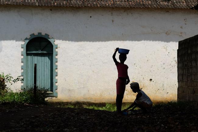Africa Children Island Island Life Island Living Roca Sao Tome Travel Travelling Working
