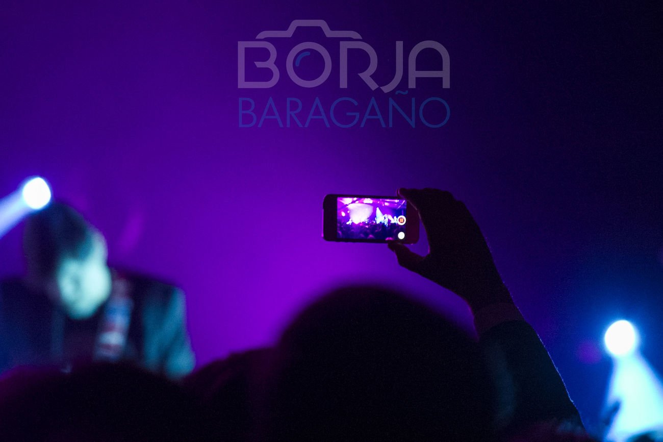 Canon7d  Party Concert Music Borja Baragaño Photography