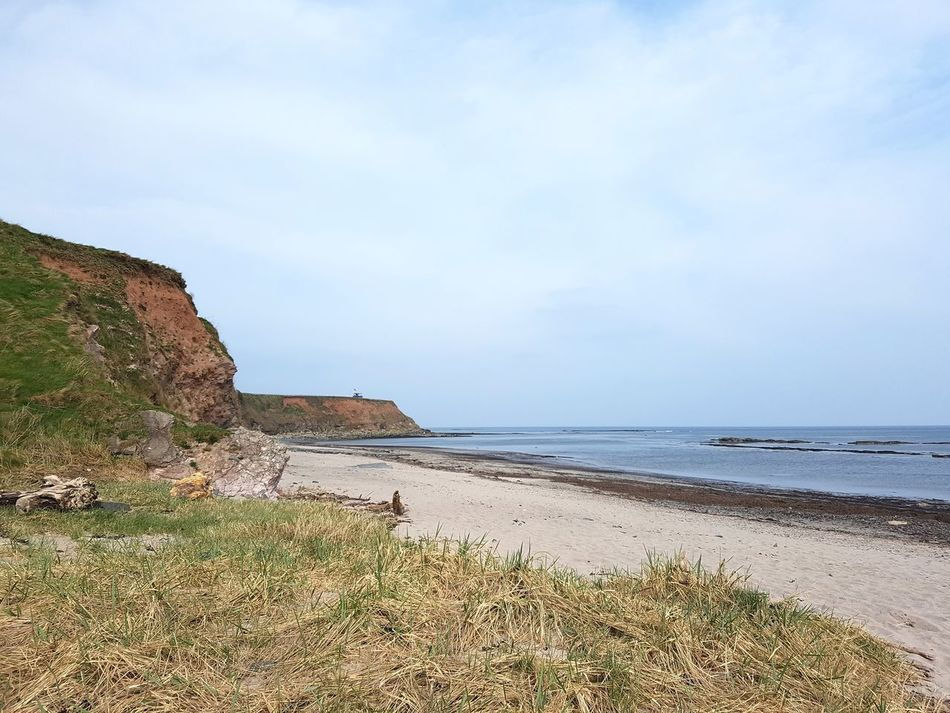 Sea Beach Scenics Landscape Coast Northumberland Beauty In Nature Nature Outdoors No People Day Water Tranquility Sand Coastal Beauty