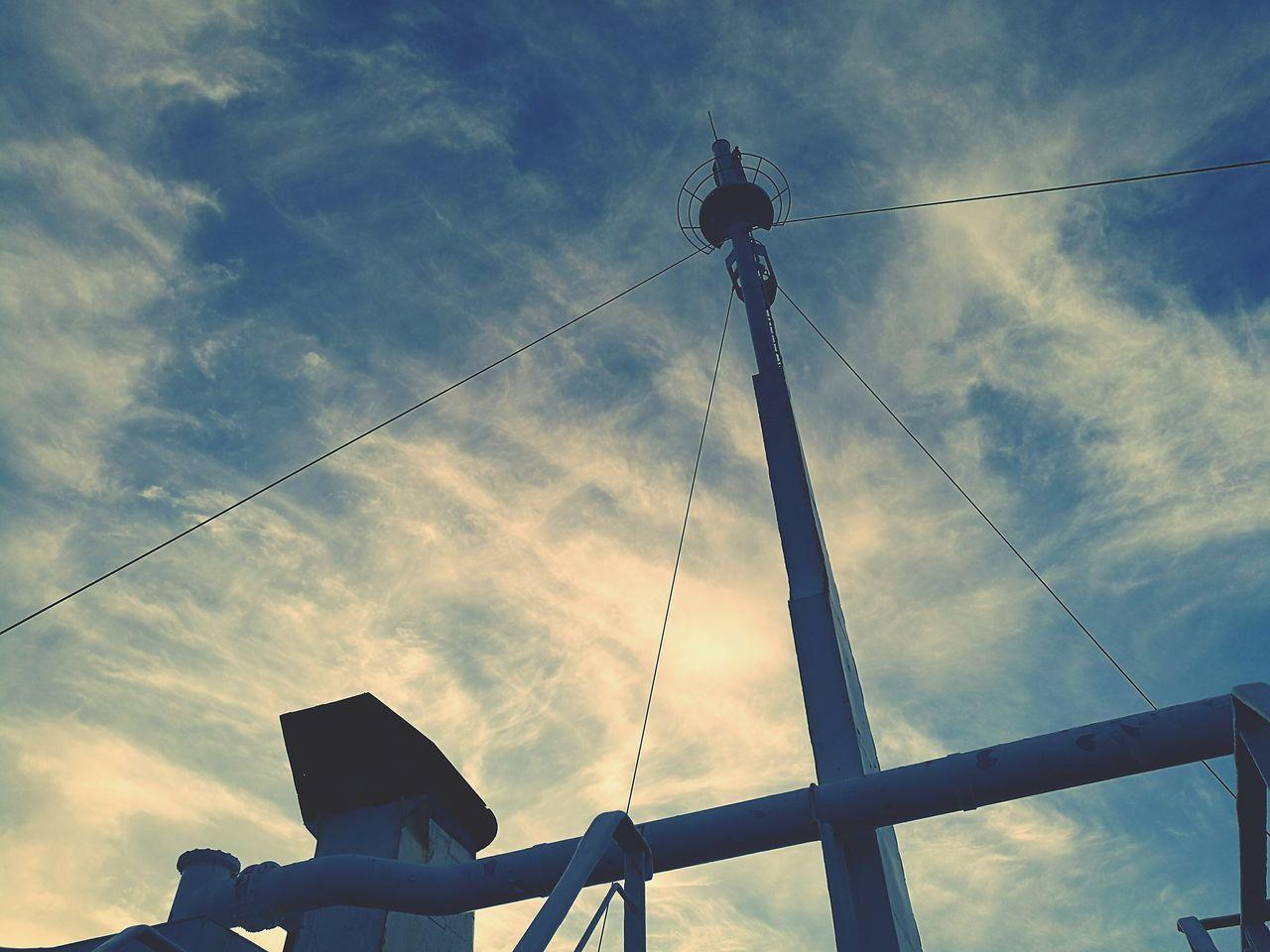 Sky Sky And Clouds Cloud - Sky No People Nature Outdoors Fery
