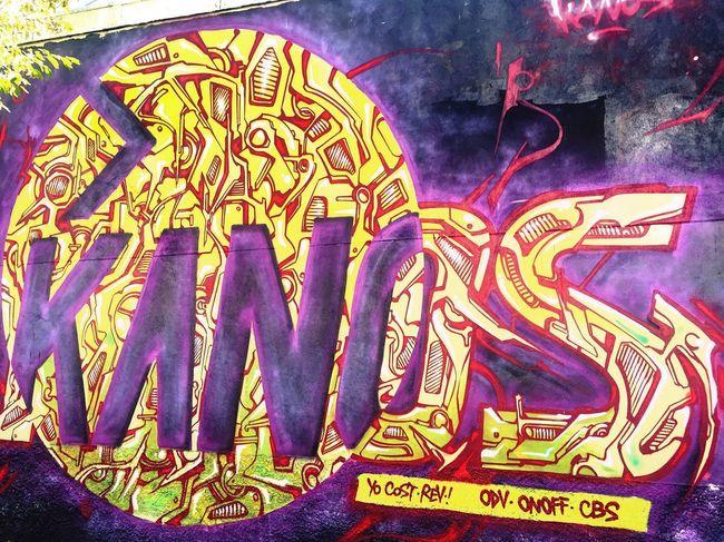 #kanos by @ikanografik #odv #cbs #onoff #streetart #graffiti #graff #spray #bombing #wall
