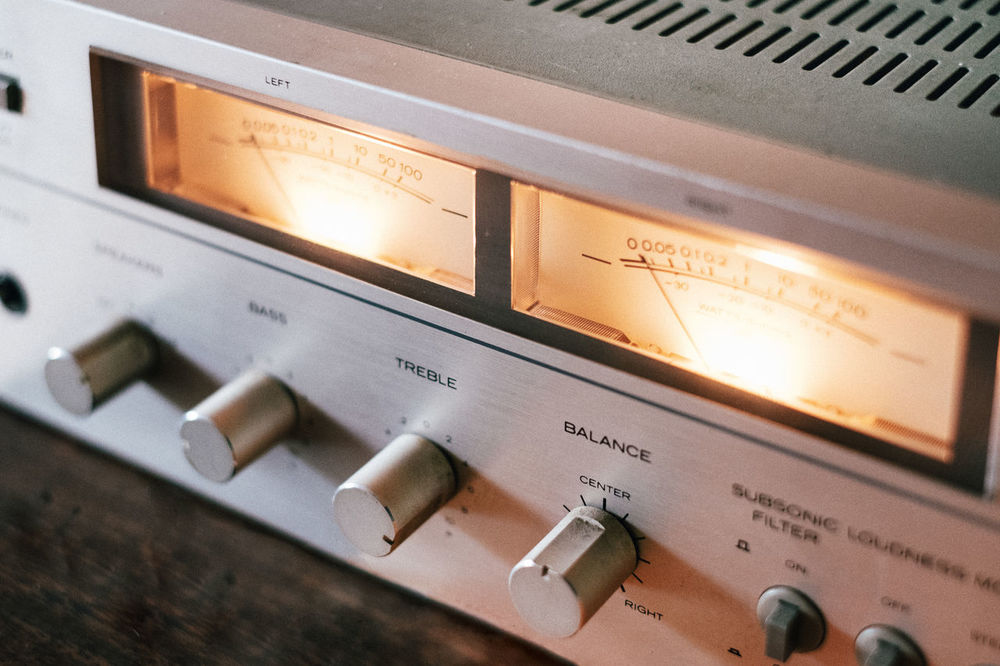 Analogic Arts Culture And Entertainment Audio Equipment Broadcasting Close-up Communication Design Hi-Fi High Fidelity Indoors  Knob Music Music Is My Life No People Radio Station Sound Recording Equipment Technology The Media Valve Amplifier Vintage Vintage Amplifier Vintage Technology