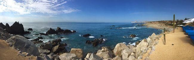 View to Cabo San Lucas Bay