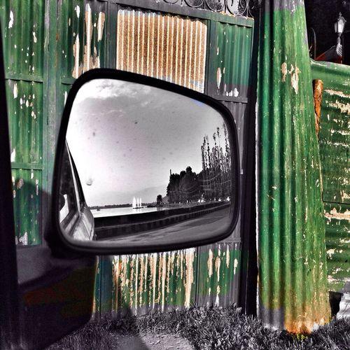 Side view Taking Photos Enjoying Life Side View Sideviewmirrorshot Dal Lake Kashmir Is Heaven IPhoneography