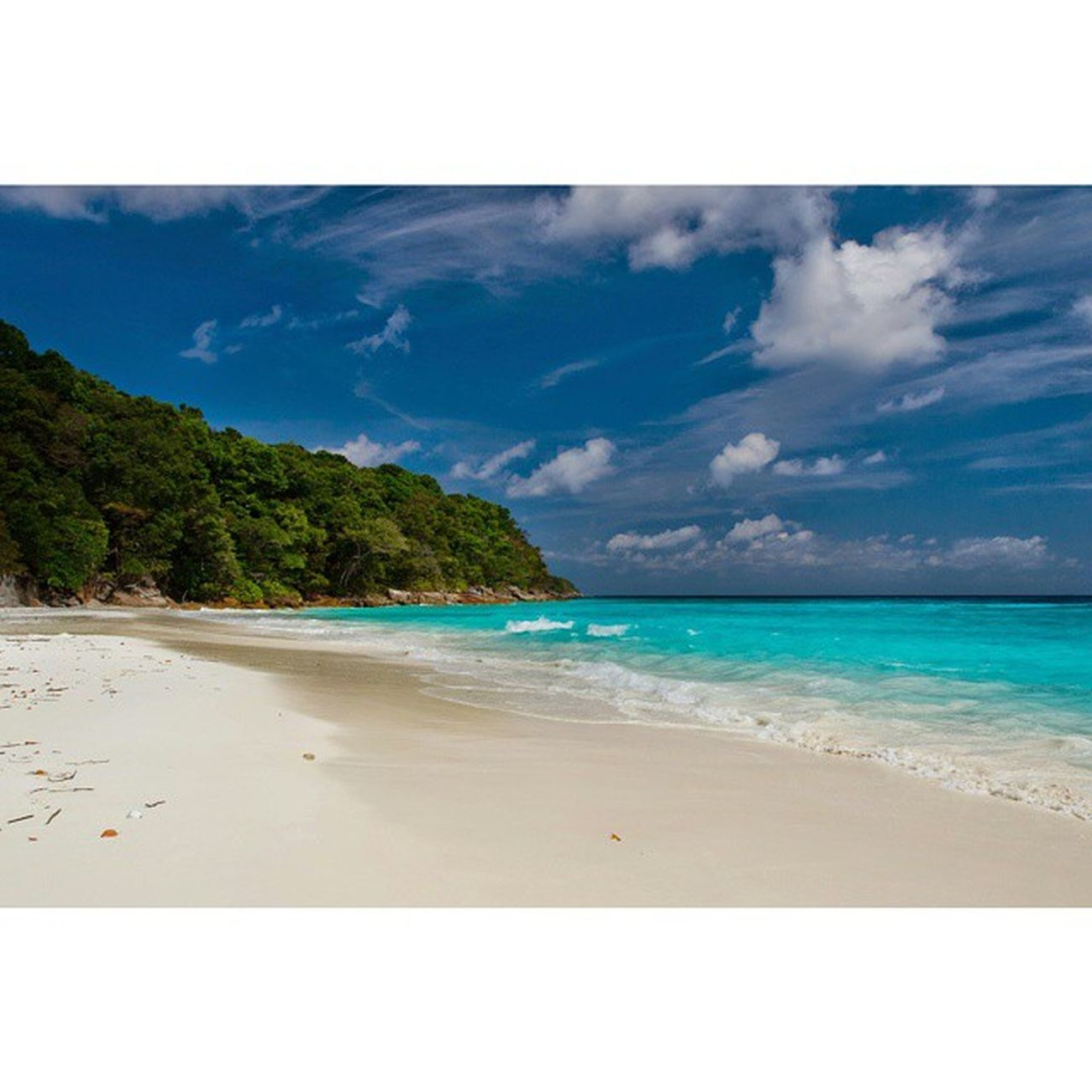 Missing the sea when u were there with me... Sea Beach Tachai Tachaiisland