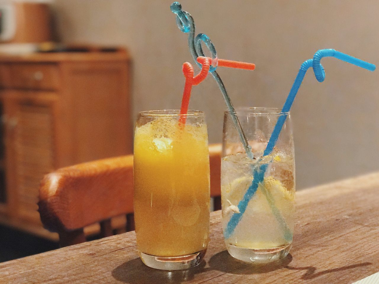Drink Drinking Drinks Drinking Glass Drinking Straw Refreshment Food And Drink Table Focus On Foreground Freshness Indoors  Close-up Still Life Enjoying Life Relaxing Summer Summertime