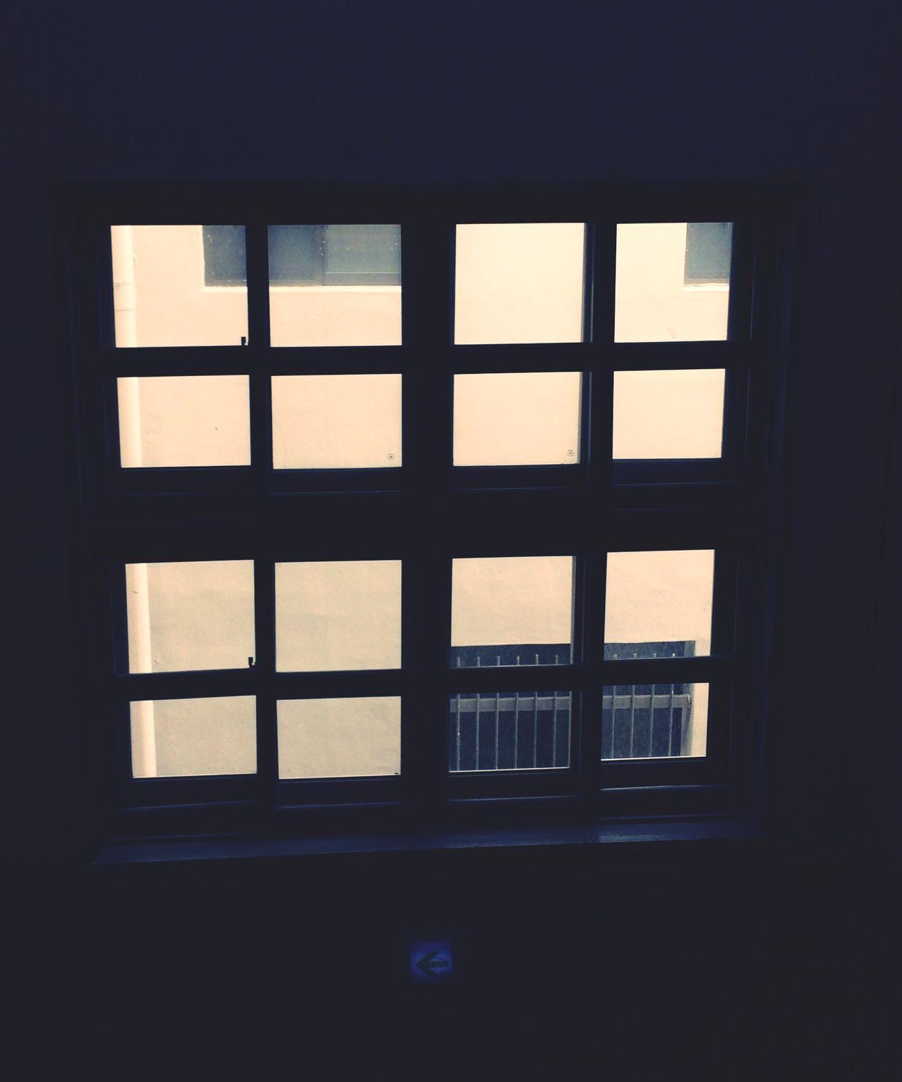 창밖 풍경도 예쁘면 좋겠는데... 나도 그렇구...