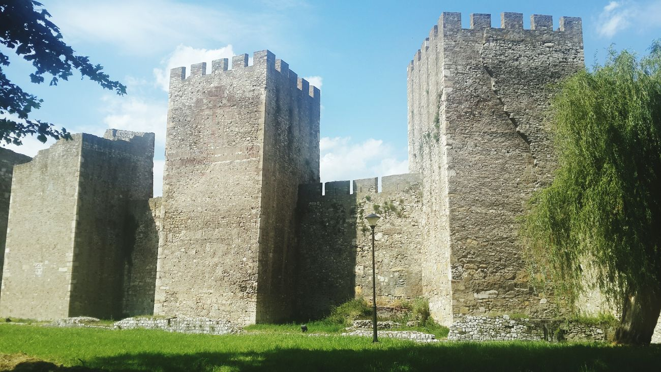 Hanging Out Check This Out Hello World Enjoying Life Relaxing Taking Photos Nature Green Walls Castle Fortress Smederevo Serbia Hometown Love Spring 🌳🌳🌳💚💚💚🏰🏰🏰