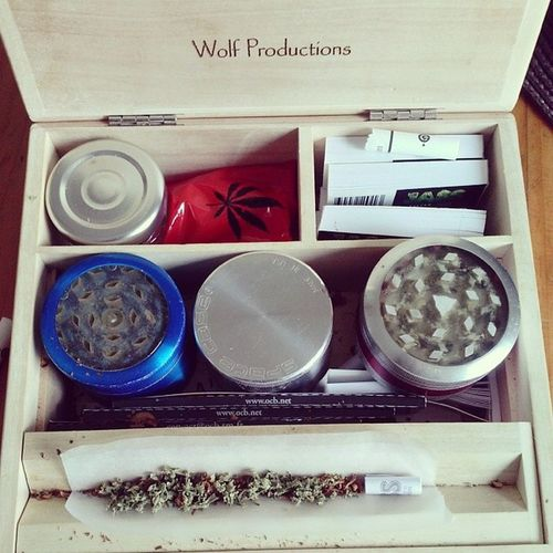 Chill WolfProductions TheOriginalRollTray