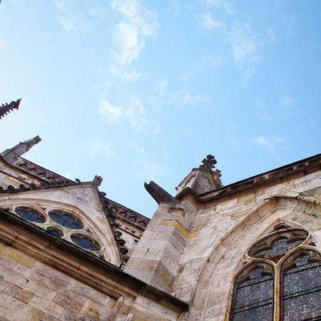 Beautiful Architecture and Design . Cathedral DomStPeter Church near the Citycenter . Regensburg Germany Deutschland . Taken by my Sonyalpha DSLR Dslt A57 . تصميم معمار كنيسة ريجنزبرغ المانيا
