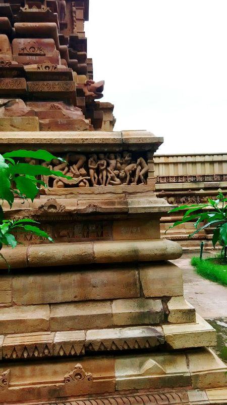 Khajuraho Kamasutra Temples Ancient India