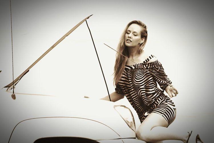 Fashion Stories Avila Beach CA Fashion Model