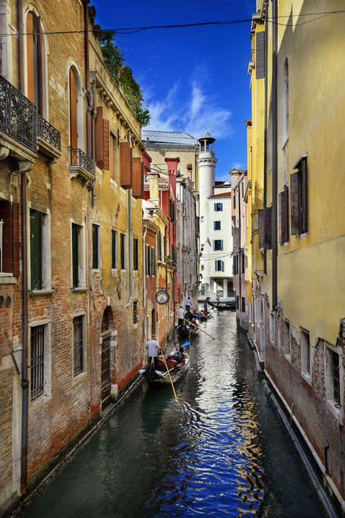 Some where in Venezia HDR Nikon Tourist Architecture Blue Building Exterior Built Structure Canal City Day Gondola Gondola - Traditional Boat Huntergol Italian Nautical Vessel No People Outdoors Reflections Residential Building Sky Street Travel Destinations Water Waterfront Window