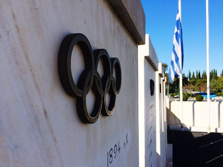 Olympic Olympics Athens Stadium