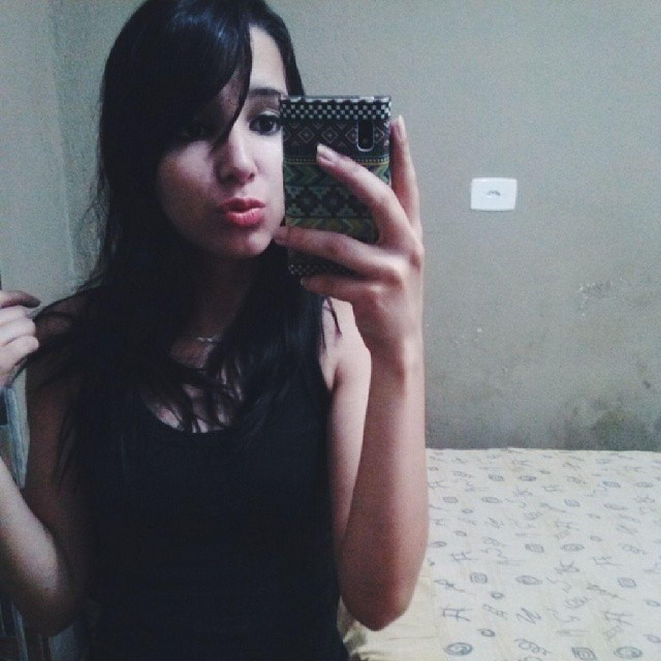 Boa tarde... Estranha Eu Girl Instapic braziliangirl like4like fallowme sdv
