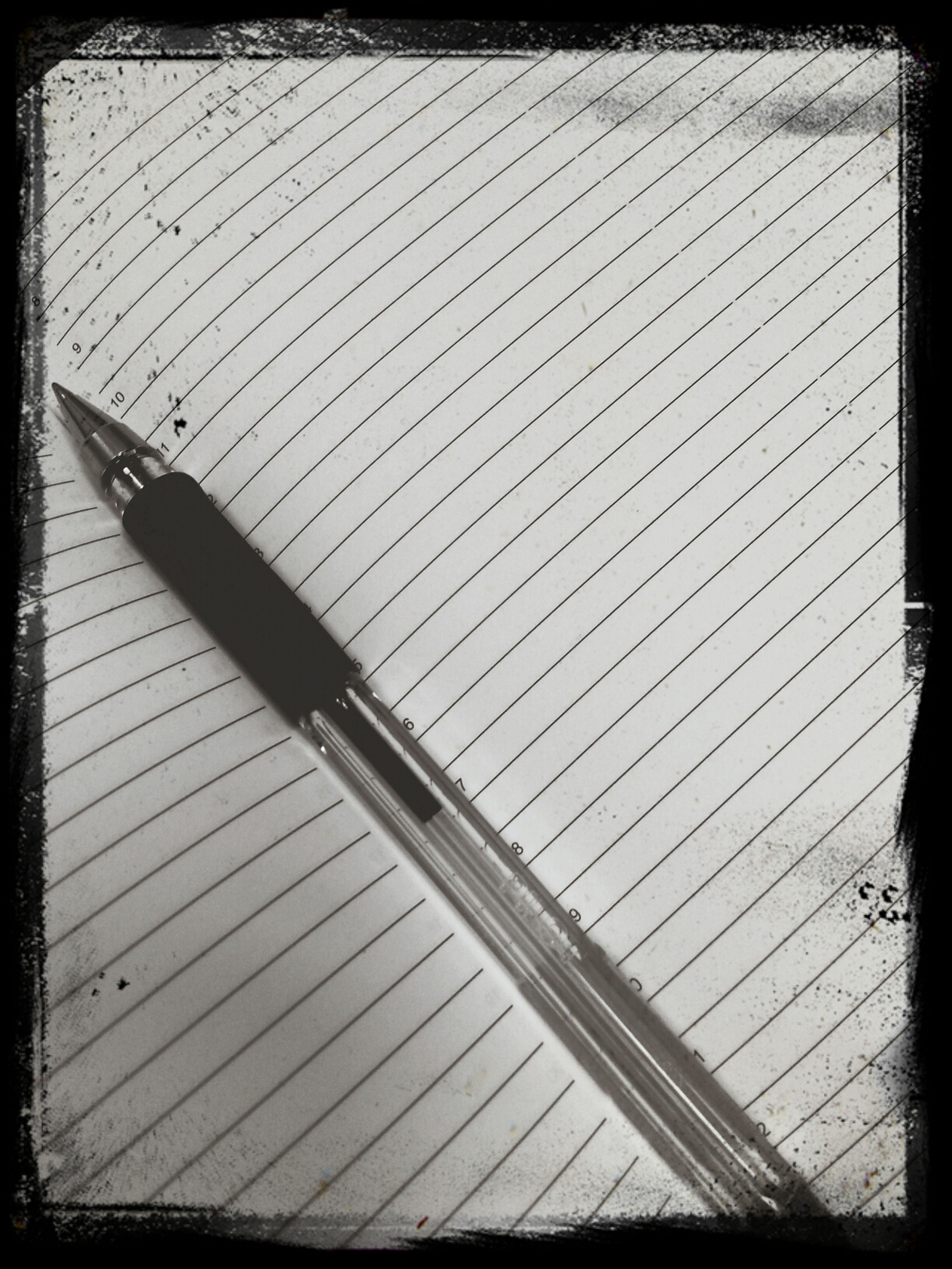 Paper Pen Work