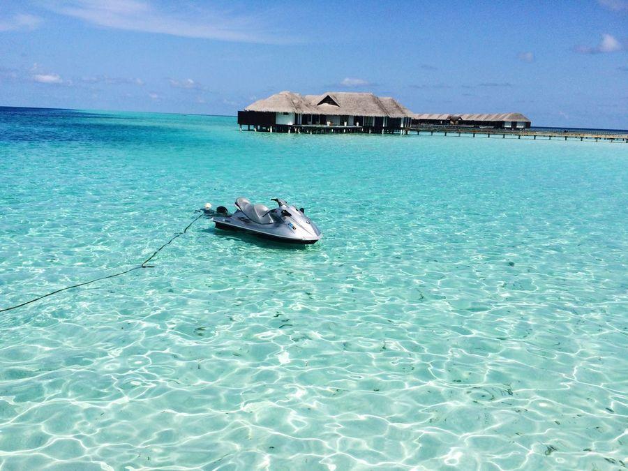 Maledives Sea Water Blue Waterfront Jetski Lifeisbeautiful Enjoyeverymoment Travel Travel Destinations Travel Photography Traveling Diving
