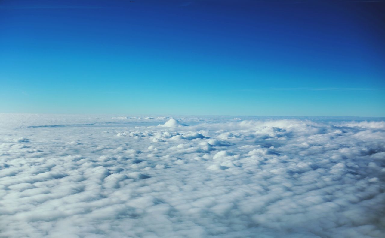 Beautiful stock photos of heaven, Aerial View, Clear Sky, Cloudscape, Copy Space