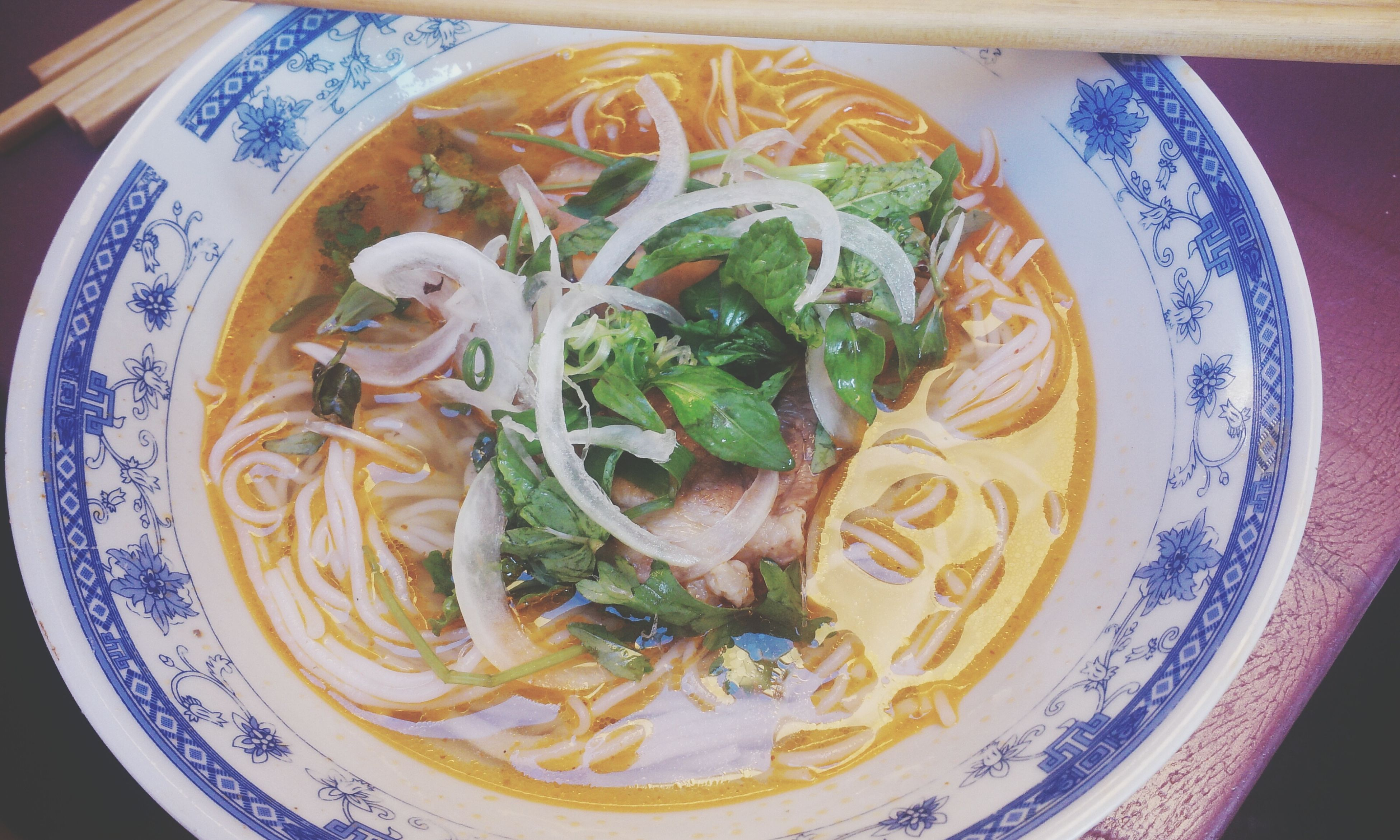 food and drink, indoors, freshness, ready-to-eat, food, plate, serving size, table, still life, bowl, healthy eating, close-up, high angle view, soup, indulgence, meal, no people, served, directly above, noodles