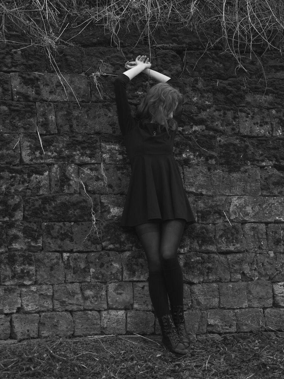 Girl Sexygirl Photo♡ Dark Fairytale Vampire Girl Black And White