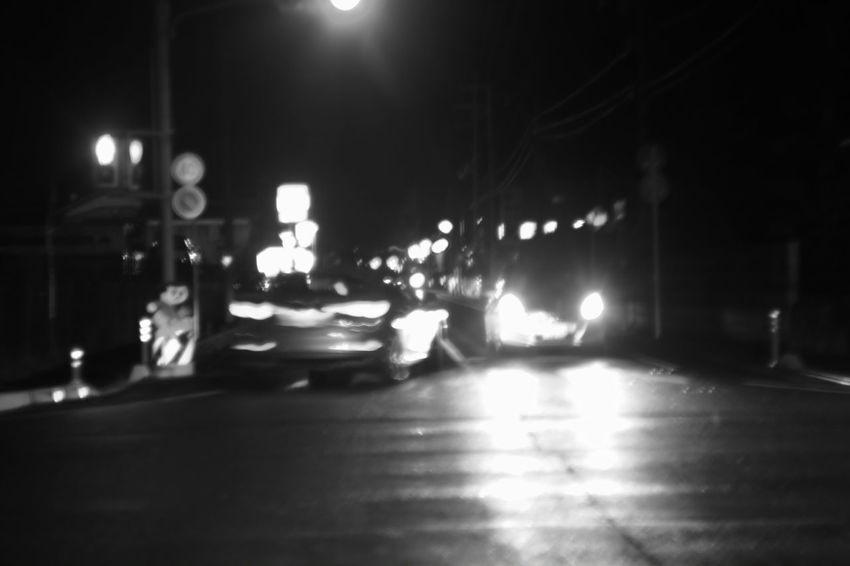 Tonight in the night Street Photography Night Night Lights Night Photography Night Life Road Car Cars Light Lights Car Lights Street Lights Voigtlnder Japanese  Fujifilm X-Pro1 Voightlander Nokton Classic 40mm/F1.4 SC X-Pro1 Japan B & W  Black And White B & W Photography Black And White Photography Street Streetphoto_bw Streetphotography_bw