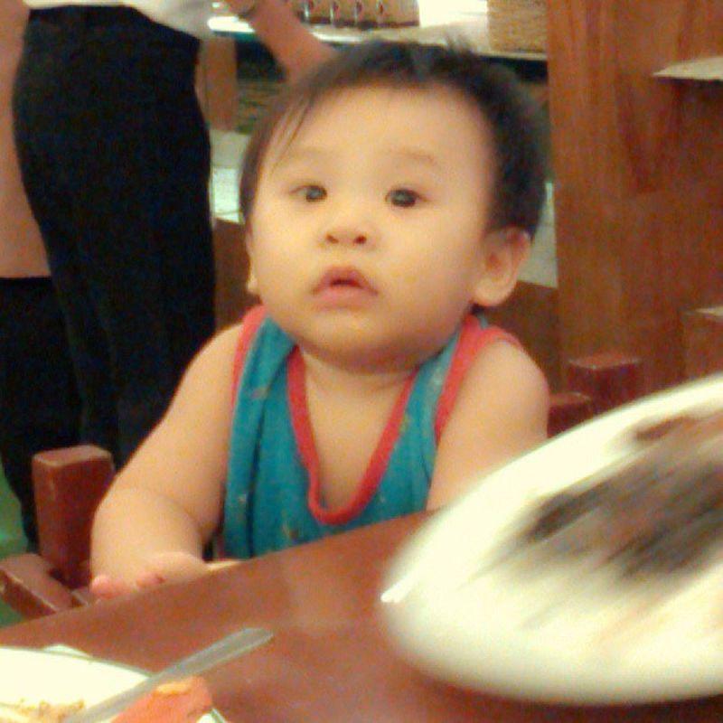 I miss you already :( BabyNnyam