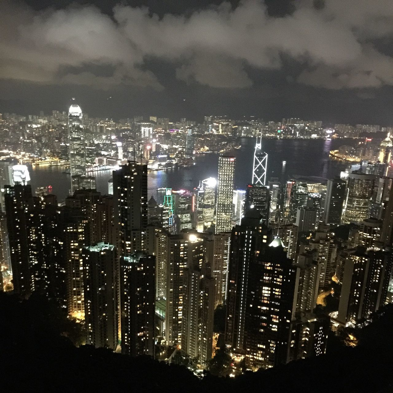 View from the peak VictoriaPeak Victoriapeakhongkong Viewfromthetop Thepeak HongKong Hong Kong CityOfLights  Landscape_photography Benzjourney Iphonephotography IPhoneography Pictureoftheday Random Instaphoto Iphone6plus Iphoneonly Randomshot Landscape_Collection Landscape