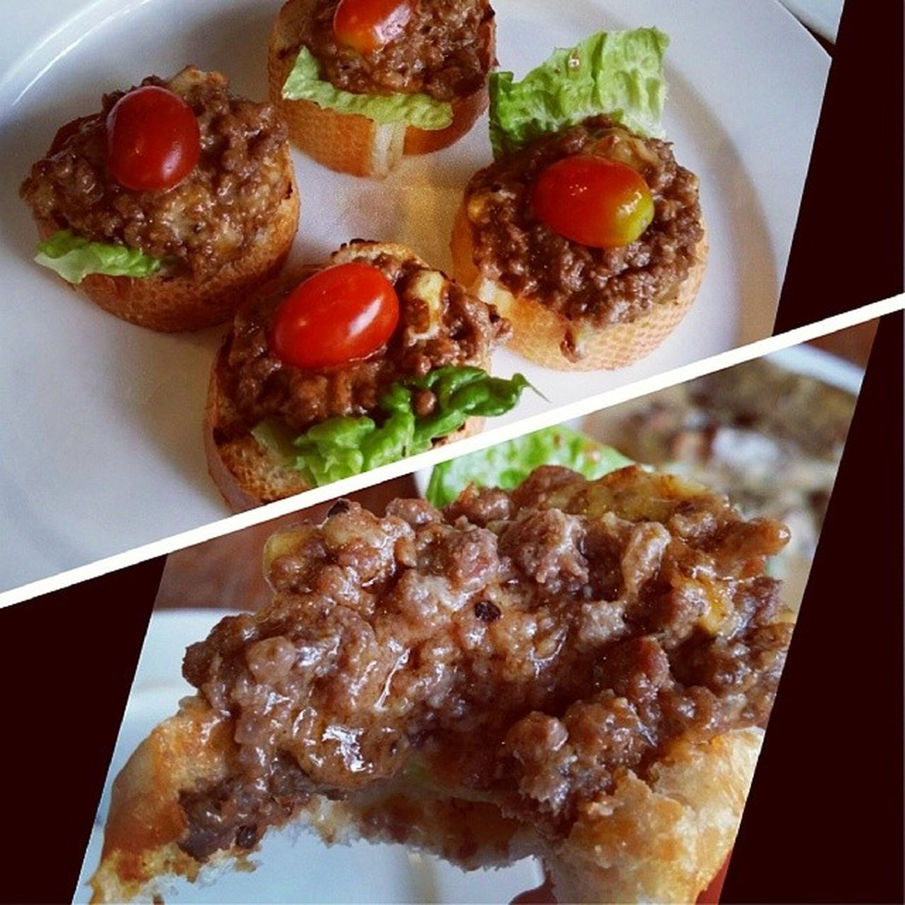 07022014 Las Vacas Mont Kiara Beef bruschetta... was divine!! A must order on every visit! Slurpppp!!! Very very very very very recommended!! Happyfebruary Day5