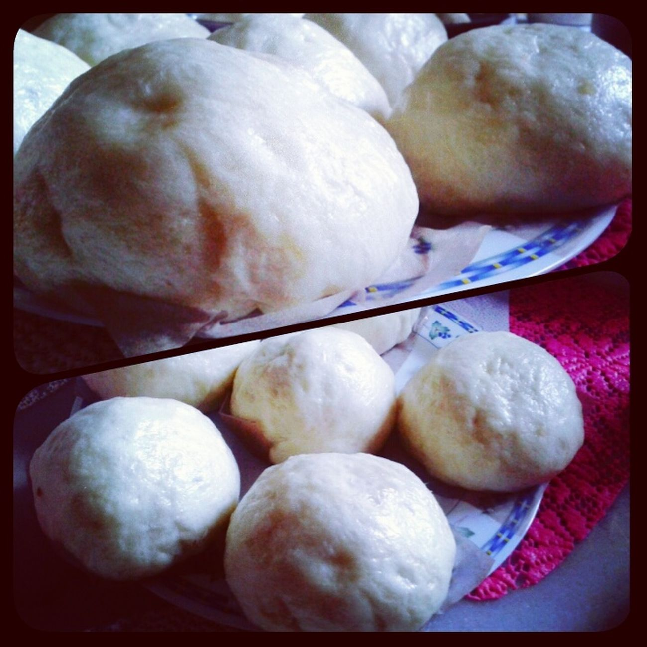 Good Morning✌♥ Breakfast ♥ Chinese Steamed Bun Stock♡
