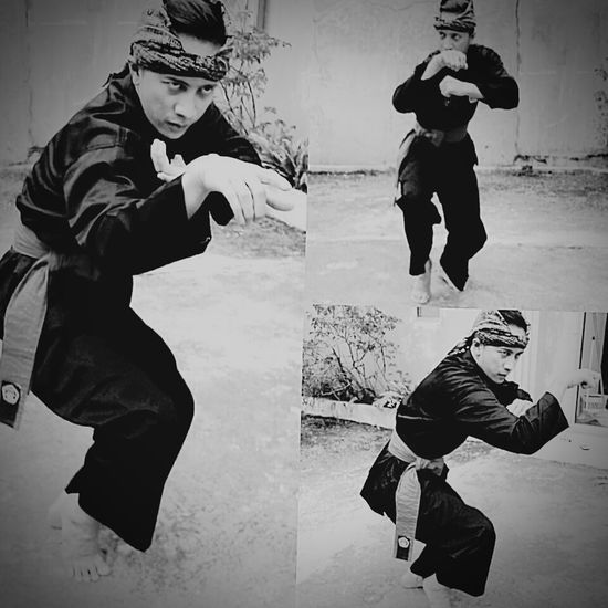 Pencak silat from indonesia traditional sport That's Me Taking Photos Asuszenfone5 Indonesia_photography Traditional Sport Pencak Silat