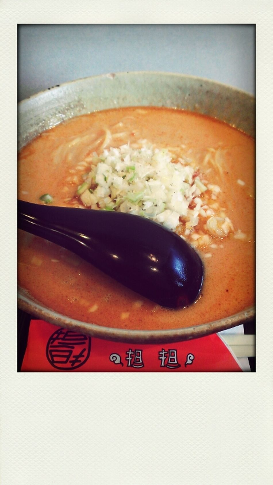 Lunch Food Noodle 辛旨!