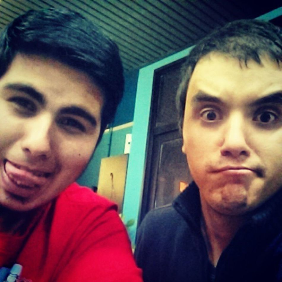 Selfie Terminaldechoele @alexhardrock27