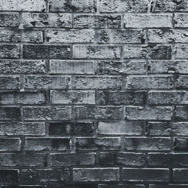Another brick in the wall Street Photography Urban Lifestyle Black And White Quaternary Q Wall Wall Of Bricks Another Brick In The Wall Quaternaire Brick Architecture_bw Architecture Photography Building Metz, France