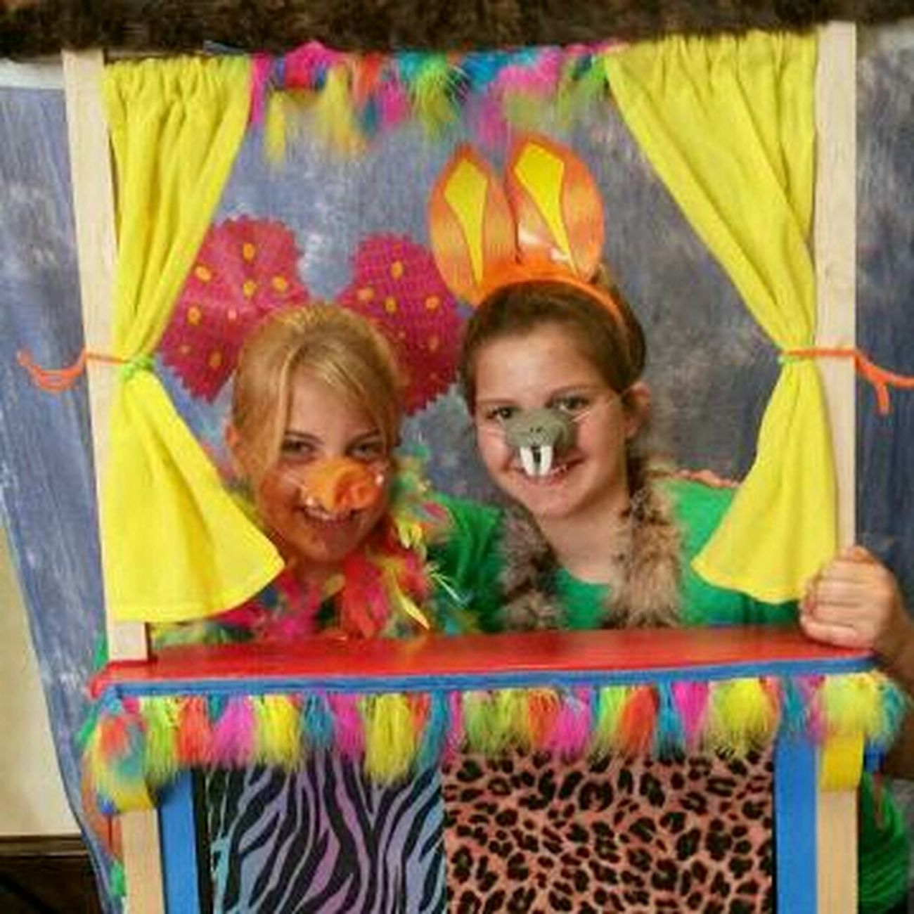 VBS fun!! Enjoying Life