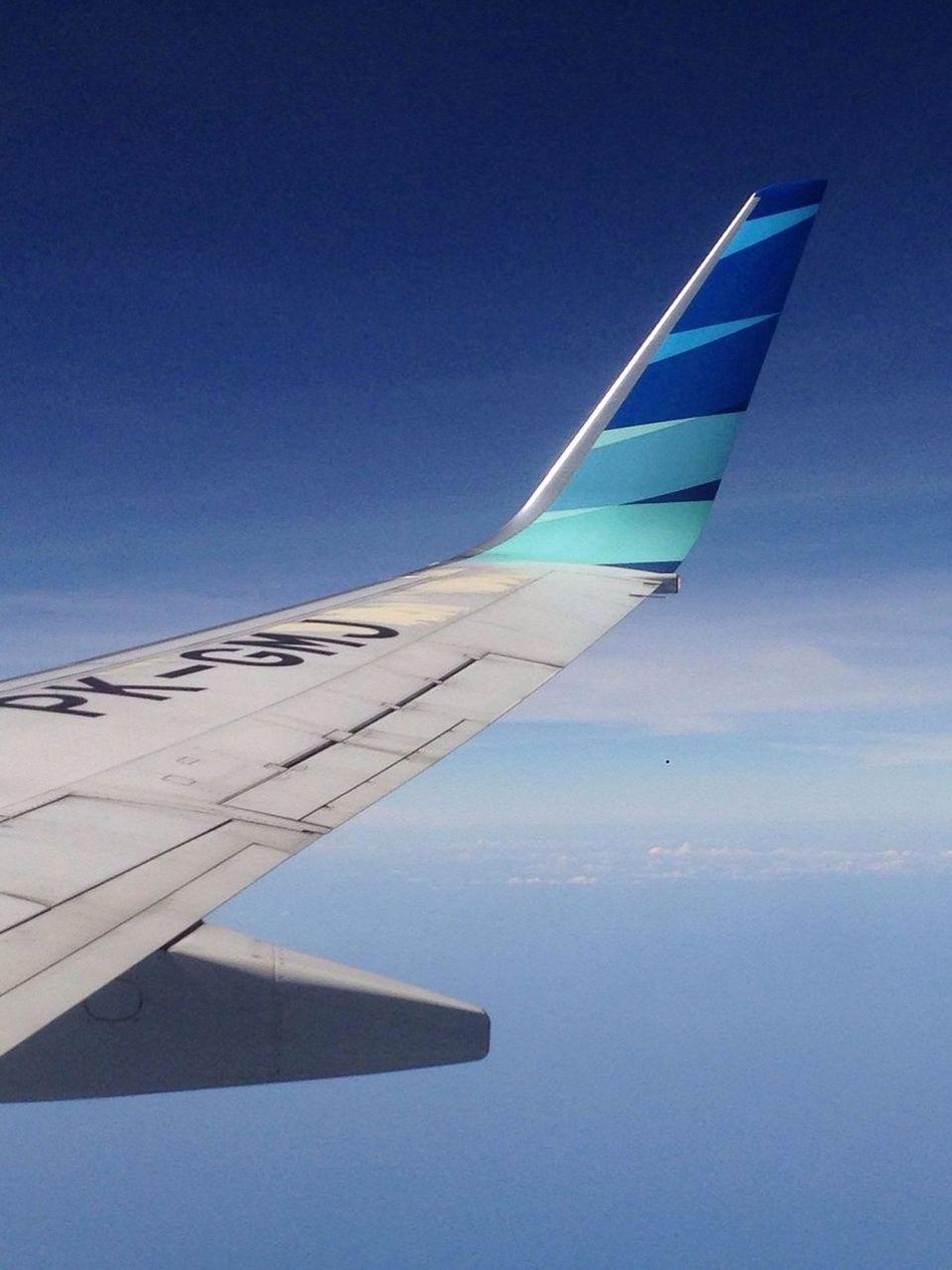 Skyline EyeEm Indonesia Garuda Indonesia