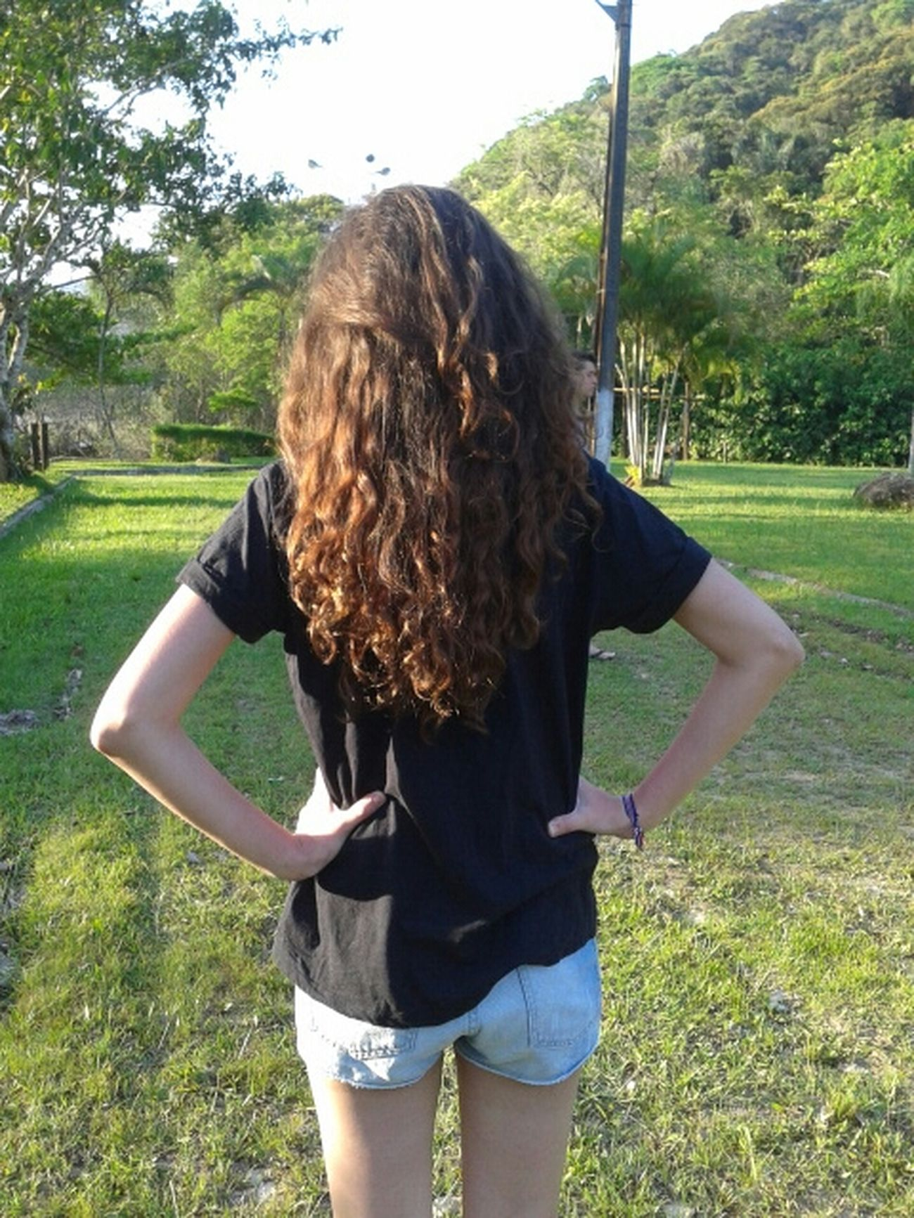 No Filter Hair Long Hair Crente Do Cu Quente