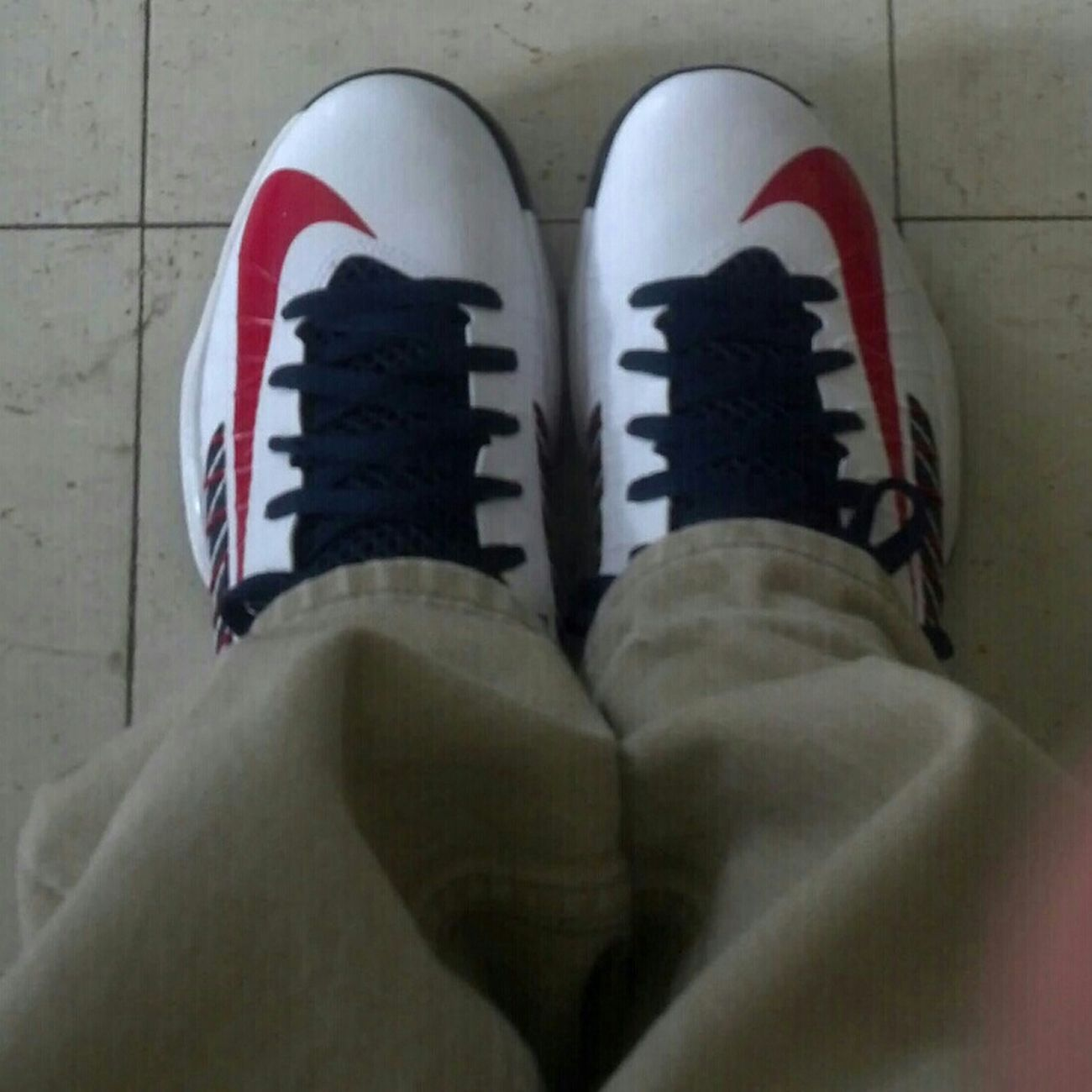 Nike Olympic Hyperdunks