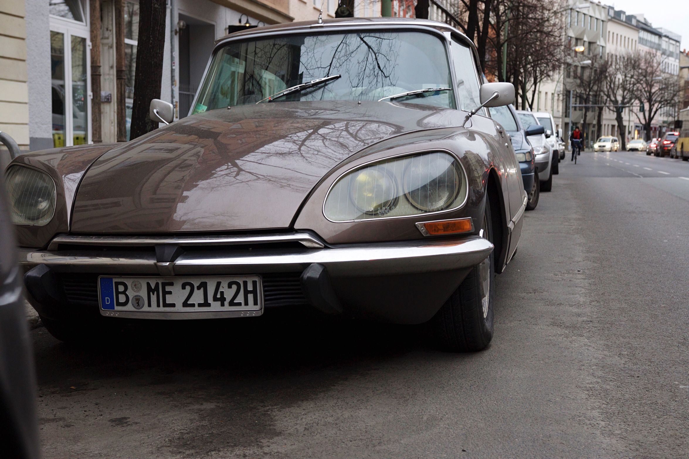 DS23 Citroën DS Ds23 Capture Berlin Car Take Me To Drive🏎
