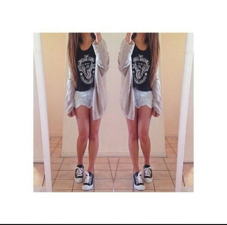 OOTD♡ She Looks So Perfect