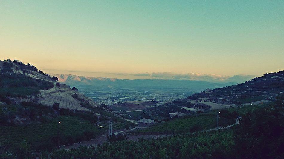 Bekaa Valley Sunset
