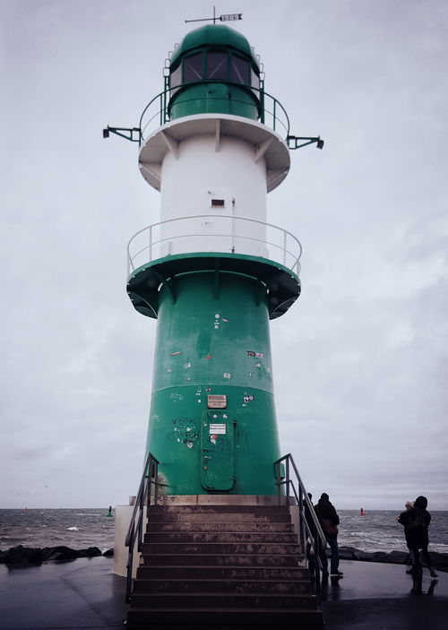 Be my Lighthouse... Seaside Sea View Baltic Sea Stormy Weather Coast Leuchtturm Leuchtfeuer Harbour Pastel Power Monis_Küstenliebe