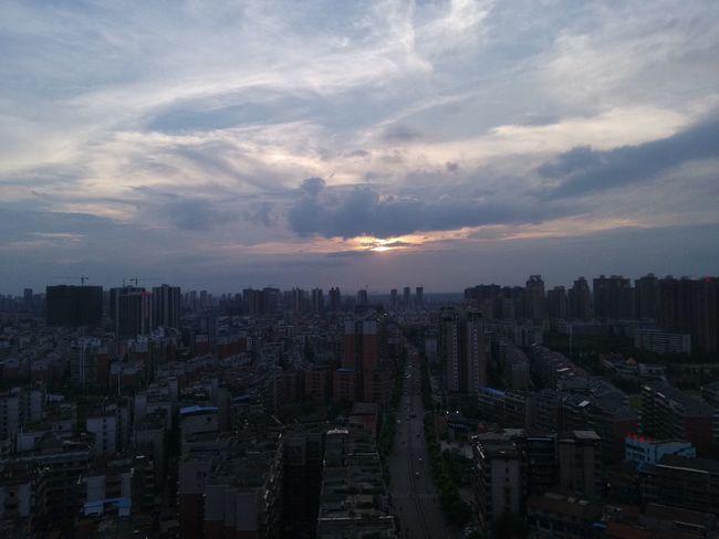 黄昏 First Eyeem Photo